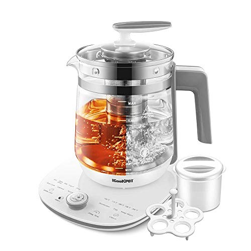 Kettle Programmable Control Tea Pot