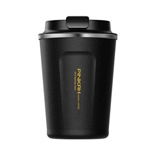 Coffee Cup Double Wall Stainless Steel Vacuum Insulation