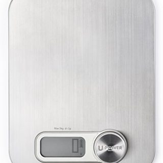 Battery Free Digital Kitchen Scales 11lb 5kg
