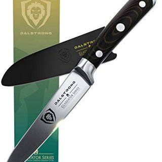 "DALSTRONG Paring Knife - Gladiator Series Paring Knife - German HC Steel - 3.5"""
