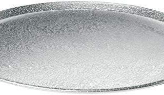 "Doughmakers 10181 15"" Pizza Pan Commercial Grade Aluminum,Metallic"