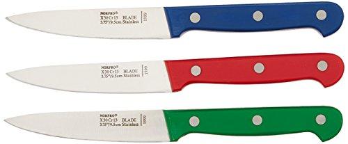 Norpro Colored Paring Knife Set