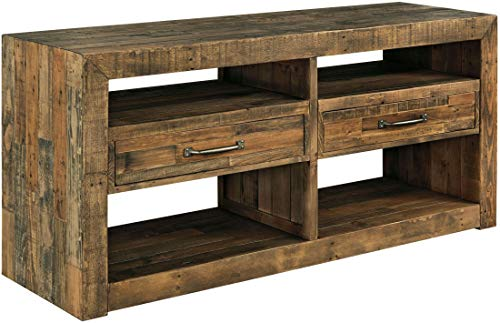Signature Design by Ashley Sommerford Dining Room Server, Brown