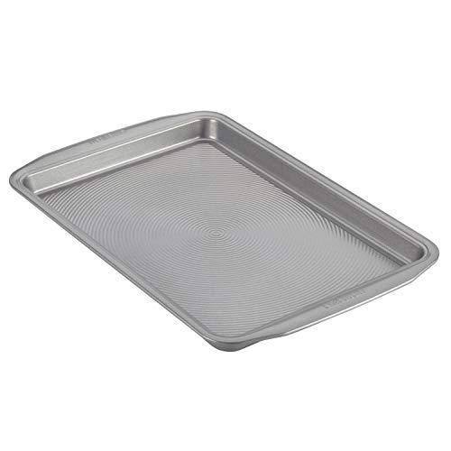Circulon Nonstick Bakeware, Nonstick Cookie Sheet / Baking Sheet - 10 Inch x 15 Inch, Gray