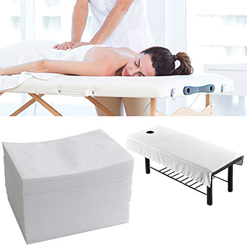 Disposable Massage Table Sheet with Hole