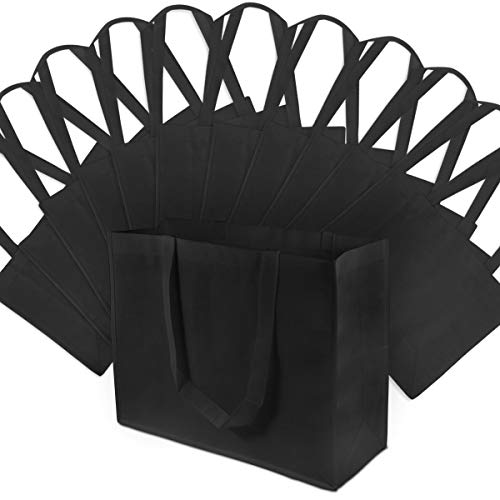 Reusable Gift Bags, Shopping Bags with Handles