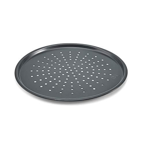 Chicago Metallic Non-Stick Perforated Pizza Crisper, 14-Inch diameter