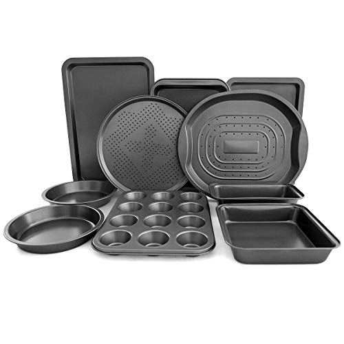 Round and Square Baking Pans