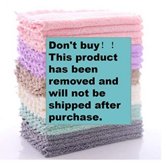 24 Pack Kitchen Dishcloths - Does Not Shed Fluff - No Odor Reusable Dish Towels, Premium Dish cloths, Super Absorbent Coral Fleece Cleaning Cloths, Nonstick Oil Washable Fast Drying (Multicolor)