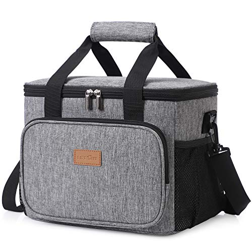Large Lunch Bag Insulated Lunch Box Soft Cooler