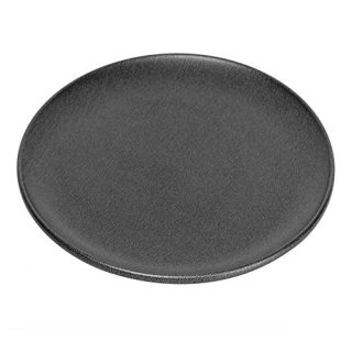 "G & S Metal Products Company ProBake Teflon Nonstick Pizza Pan, 12"", Charcoal"