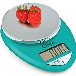 Ozeri ZK12-T Pro Digital Kitchen Food Scale