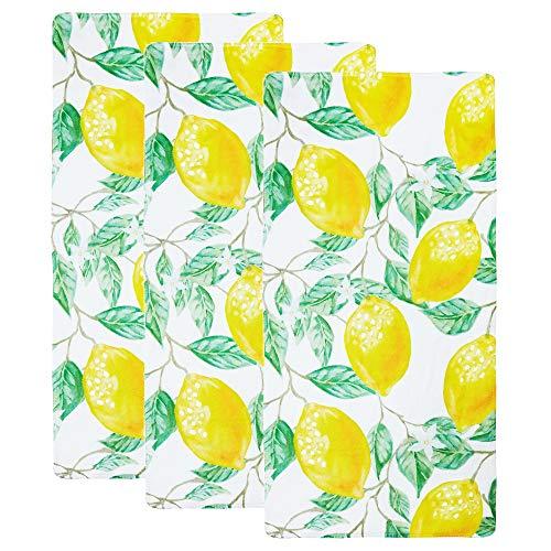 Lemon Kitchen Towels Dish Towel