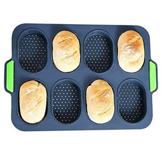 Non-stick French Bread Loaf Baking Mould
