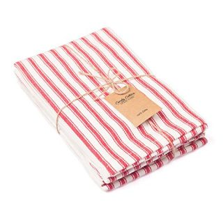 Candy Cottons 100% Pure Cotton Dinner Napkins,