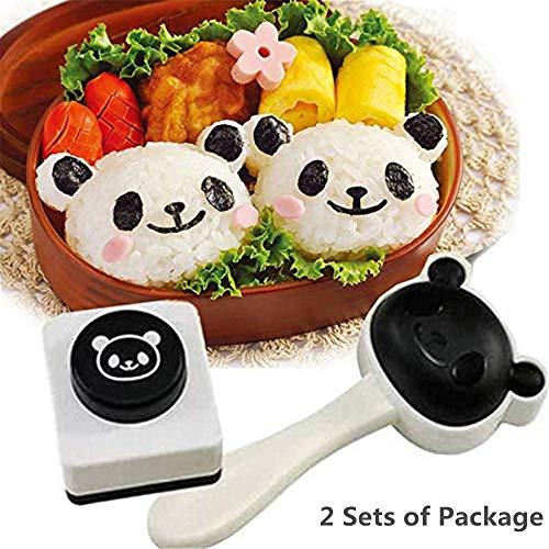 Bento Accessories Sushi Mold Rice Ball Mold Sushi Shaper Kit