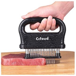 Ultra Sharp Needle Blade Tenderizer for Tenderizing Steak