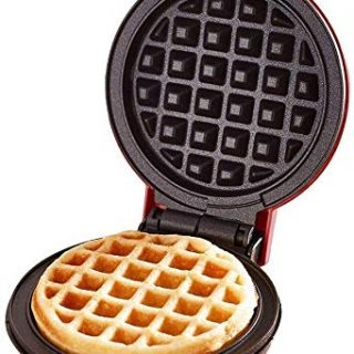 Mini Waffle Maker Machine for Individual Waffles