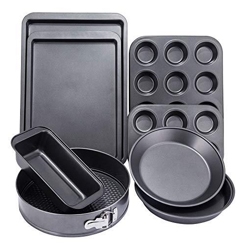 NARCE 8-Piece Nonstick Bakeware Set