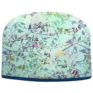 Blue Moon Garden of Dreams Tea Cozy Double Insulated Teapot Tea Cozy Keeps Tea Warm for Hours - Ships The Same Business Day, Order by 10 AM Pacific Time