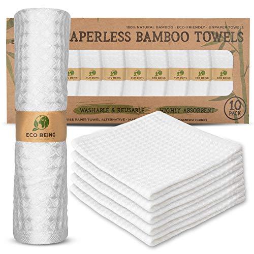 Reusable Paper Towels, Washable Unpaper Towels
