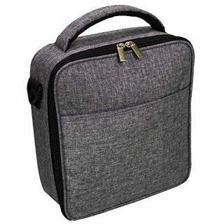 Lunch Box Tote Reusable Cooler Bag