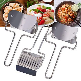 3 PACK Stainless Steel Manual Pasta Makers
