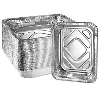 Disposable Aluminum Foil Pans by Green Direct