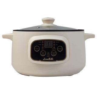 Electric Skillet,8-in-1 Mult-functional Cooker Grill Deep Fried Stew Boil Saute Braised,Smokeless to Cook Noodle Egg Fish Meat Hot Pot Rice Porridge Soup,Non Stick Coating&Stainless Steel 10inch Pot Diameter 0.8G/3L Electric Pan For 2/3/4/5 Persons.