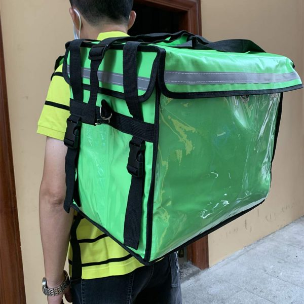 Pizza Delivery Thermal Backpack