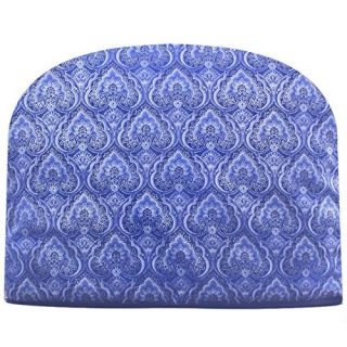 Blue Moon Teapot Cozy Royal Blue Tea Cozy Double Insulated Teapot Tea Cosy Keeps Tea Warm for Hours - Ships the Same Business Day, Order by 1 PM Pacific Time
