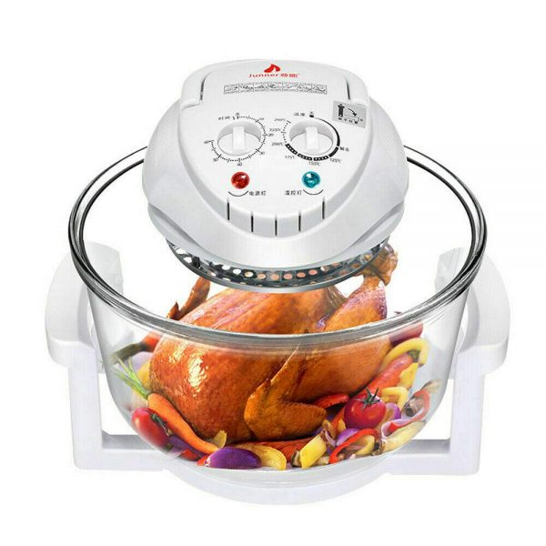 Healthy Kitchen Air Fryer Roaster Oven for Bake