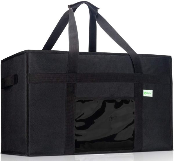 Premium Insulated Food Delivery Bag XXL