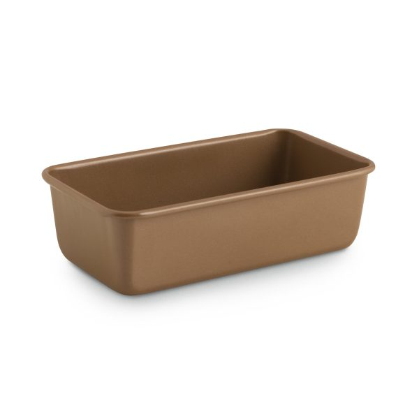 Simply Calphalon Nonstick Bakeware, Loaf Pan, 5 inch by 8 inch