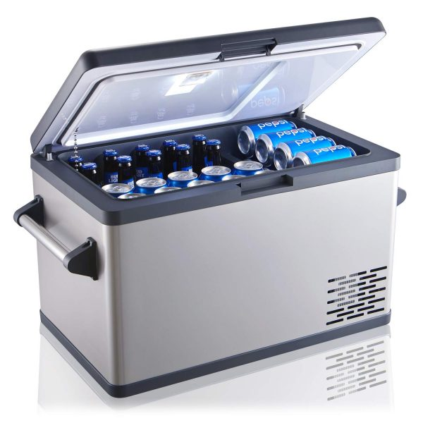 Ausranvik 37 Quart Portable Fridge for Car Freezer