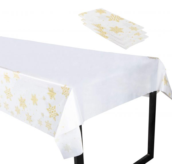 54 x 108-Inch Rectangular Disposable Table Cover