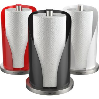 Vremi Vertical Paper Towel Holder for Kitchen Countertop