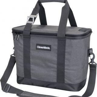 Insulated Leakproof 30 Can Portable Soft Beverage Tote
