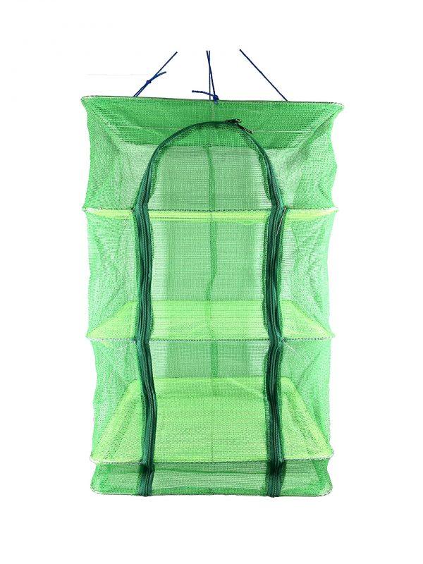 Nylon Netting Collapsible Mesh Hanging Drying Dry Rack